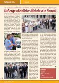 Ausgabe Oktober 2011 - Alten- und Pflegezentren des Main-Kinzig ... - Seite 4
