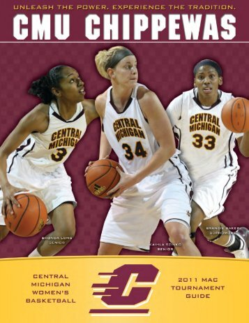 CMU Postseason Guide - Central Michigan University Athletics
