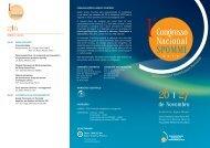 Programa - Sociedade Portuguesa de Obstetrícia e Medicina ...