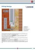 Dichtungssysteme 2010 - Klaus Baubeschläge GmbH - Seite 5