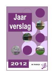 2012. - Stichting Speciaal Onderwijs Noord