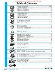 upright freezer slide racks - TekniScience.com