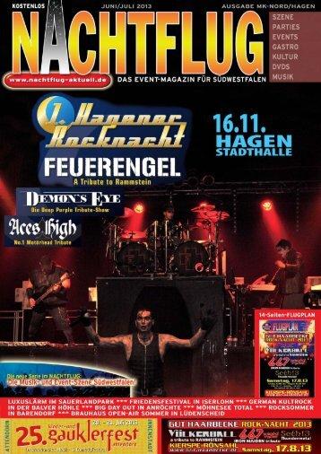 PDF - Nachtflug - Nachtflug-Magazin