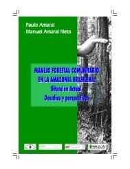 6. manejo forestal comunitario en la amazonõa brasileña: situación ...