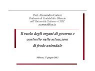 Prof. Alessandro Cortesi - Aodv231.it