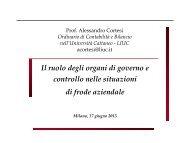 Prof. Alessandro Cortesi - Aodv231.it