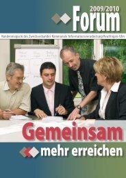 Manfred Allgaier - KIRU - Kommunale Informationsverarbeitung ...