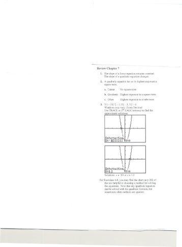 Ch. 7 Practice Test