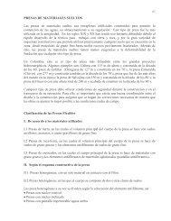 Presas Flexibles - Universidad del Cauca