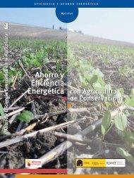 Ahorro y Eficiencia energética con Agricultura de Conservación