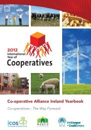 download – co-operative alliance ireland yearbook 2012 - Irish Co ...