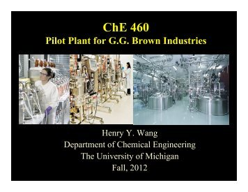 Wang - University of Michigan