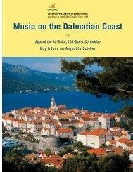 A Voyage Between Venice and Dubrovnik - The Chamber Music ...