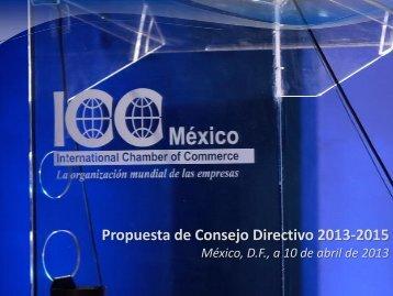Presentación Consejeros 2013.pdf - ICC México