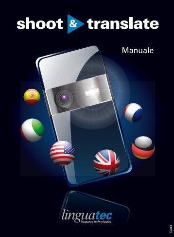 3 Usare Shoot & Translate - Linguatec