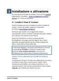 3 Usare Shoot & Translate - Linguatec - Page 5