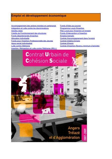 Emploi et développement économique - Angers Loire Métropole