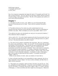 OCDS Study Guide for - Secular Carmelites of the Province of St ...