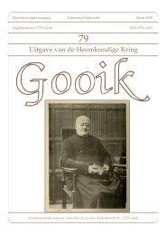 Nummer 79.qxd - Heemkundige Kring van Gooik