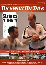 Stripes - International Taekwon-Do
