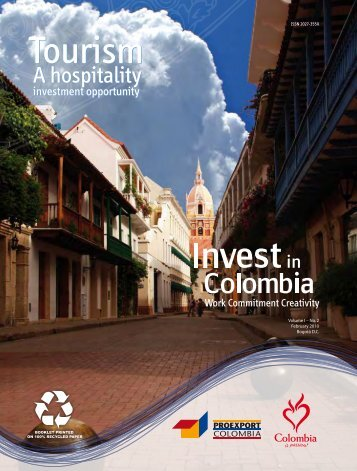 Tourism Sector Booklet - Colombia's Official Investment Portal