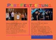Part Festzeitung - Part-bern.ch