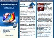 Weltweit kommunizieren - Linguatec