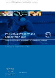 Intellectual Property and Competition Law - IPRsonline.org