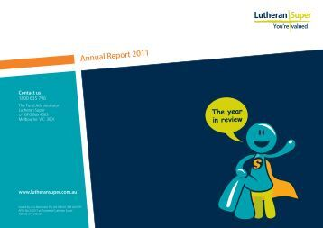 Annual Report 2011 - SuperFacts.com