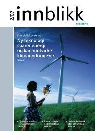 Ny teknologi sparer energi og kan motvirke klima ... - Siesenior.net