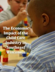 The Economic Impact of the Child Care Industry in Southeast ...