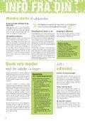 Medlemsnyt 1/2011 - Det Faglige Hus - Page 4