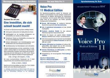 Medical Edition 11 - Linguatec