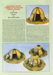 MODELING NORTH AMERICAN WOODIAND ... - Flames of War