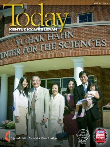 Winter 2006 - Kentucky Wesleyan College