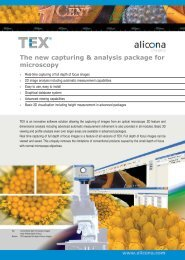 TeX: The new capturing & analysis package for microscopy (.pdf)