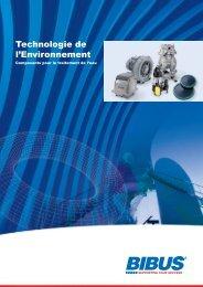 pompes pneumatiques a membranes - BIBUS France