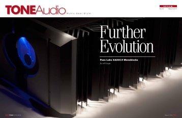 XA200.5 : TONEAudio - Pass Labs
