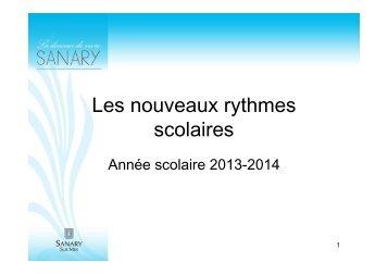 réunion publique 2013 (.pdf - 120,68 ko) - Sanary-sur-Mer
