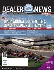 August 2013 - Oregon Independent Automobile Dealers Association