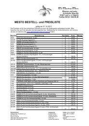 Bestell- und Preisliste MESTO Sprühgeräte - Gartenbedarf.merz-im ...