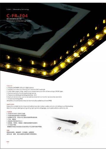 C-FR-.F04 - LED strip
