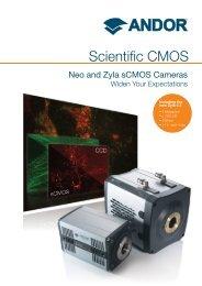 Scientific CMOS - Andor Technology