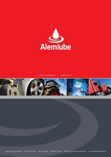 Master Catalogue-Chemical Solvent - Alemlube