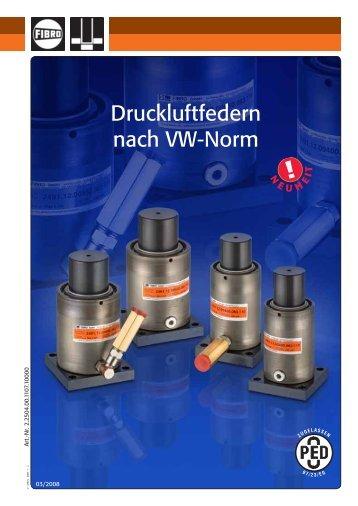 Druckluftfedern nach VW-Norm - Produkte24.com