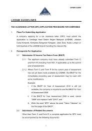 PENGHAPUSAN KENAIKAN CUKAI - Chartered Tax Institute of ...