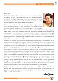 Letter to Congress Workers - Congress Sandesh