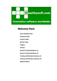 Welcome Pack - Powernet User Pages