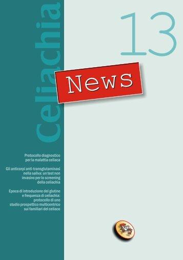 news 13 - Associazione Italiana Celiachia