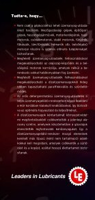 LE szórólap (pdf, 203 kB) - Mol - Page 4